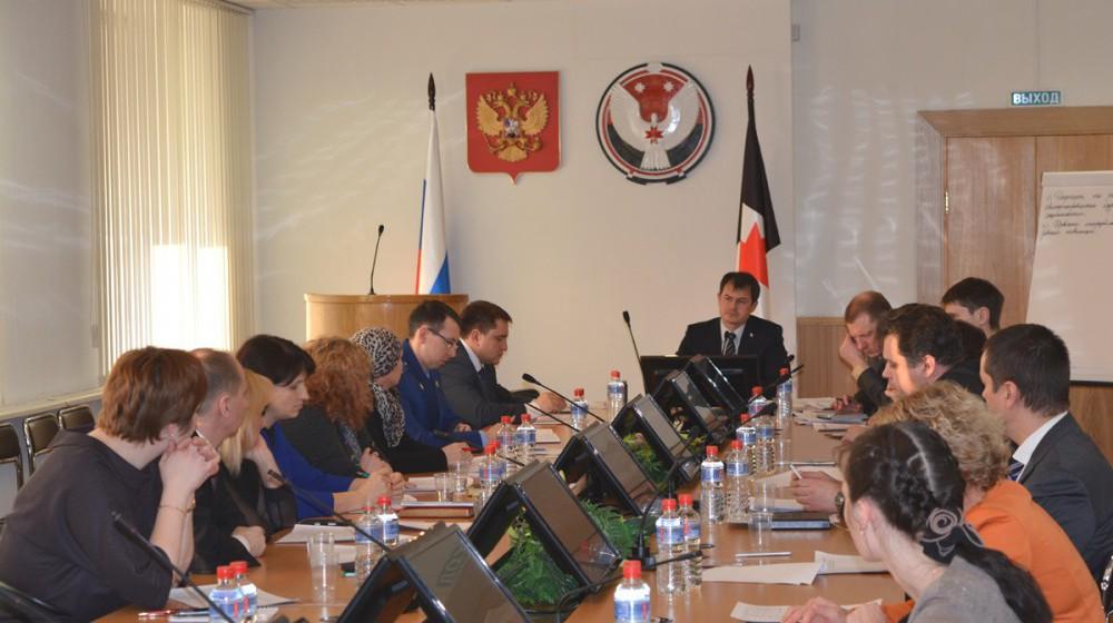 Заседание общественного совета 10 февраля